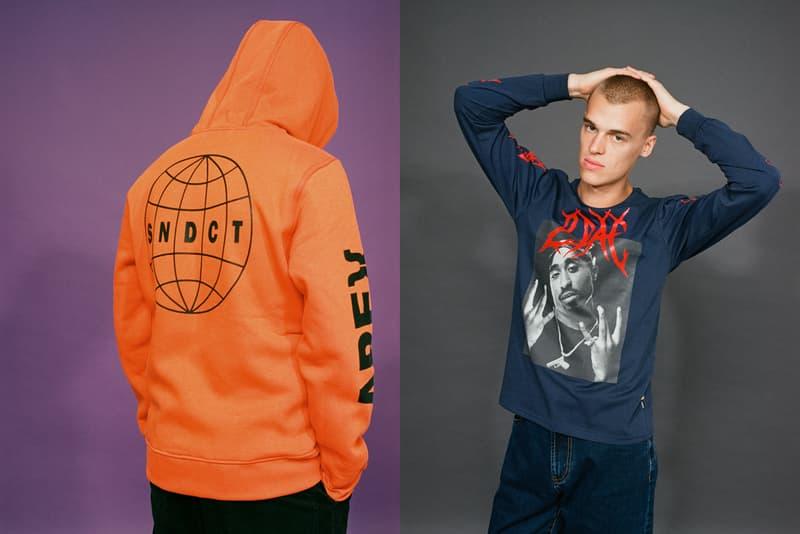 Syndicate Original 2017 Fall/Winter Lookbook Carroll Shelby Ukranian Streetwear Kyiv Kiev