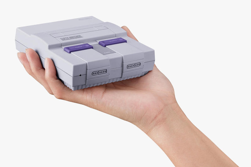 SNES Class Edition Amazon Treasure Truck NYC Nintendo Mini Buy Now Online New York City Super Entertainment System