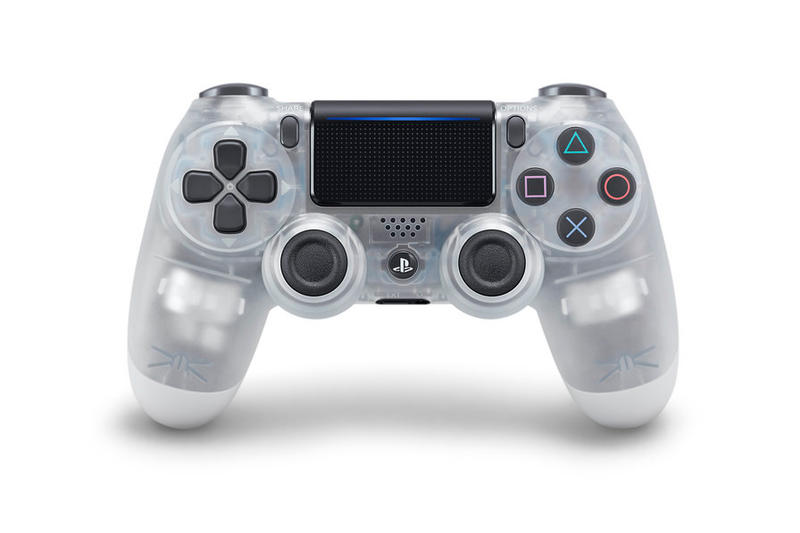 Sony Playstation 4 Translucent DualShock Controllers Gaming Console