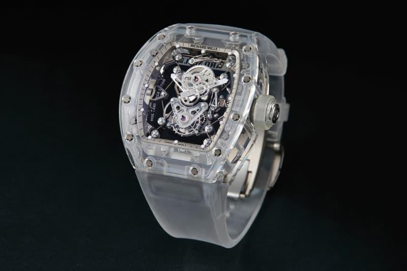Sothebys Hong Kong Watches Autumn Fall Sale 2017 Richard Mille Timepiece Auction