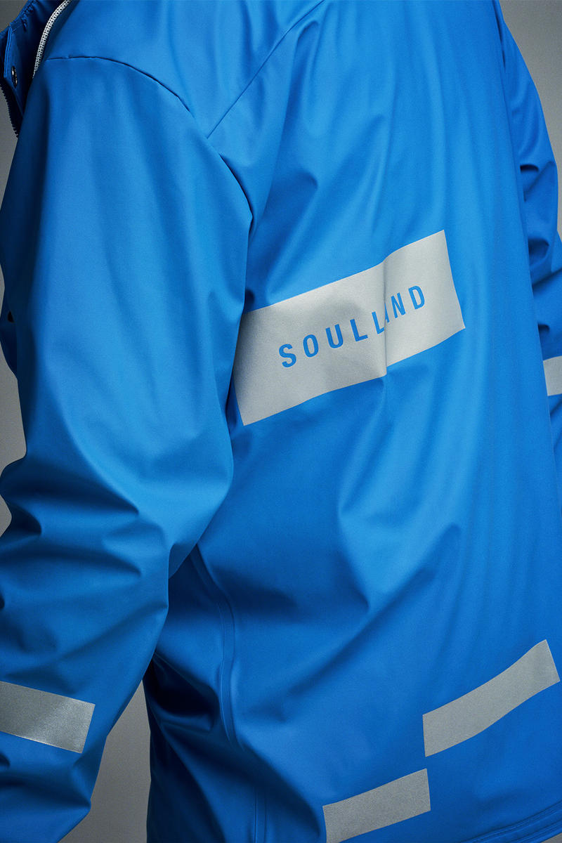Soulland 66 North Fall Winter 2017 Capsule Collection Collaboration