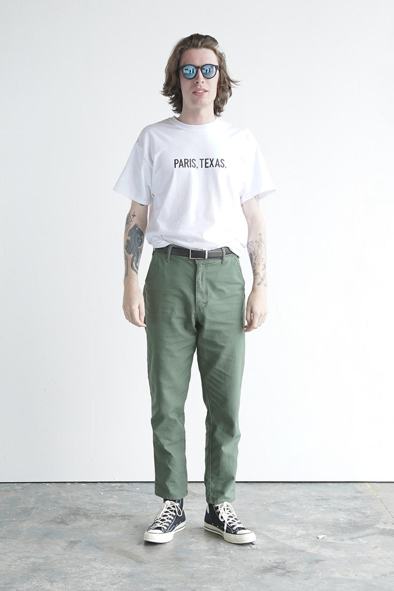 Stan Ray American Workwear 2018 Spring/Summer Collection