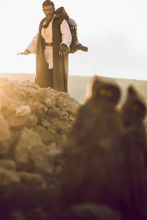 Star Wars Obi Wan Kenobi 1 6 Scale Mythos Figure Ewan McGregor Stephen Daldry Alec Guinness 2017 September Release