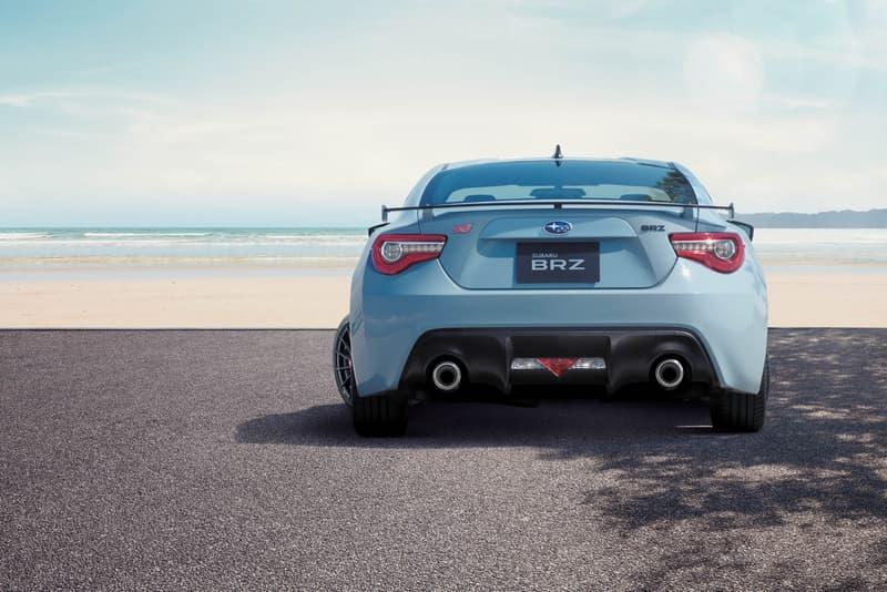 Subaru BRZ STI Sport Edition Japan Exclusive 2017 Tokyo Motor Show
