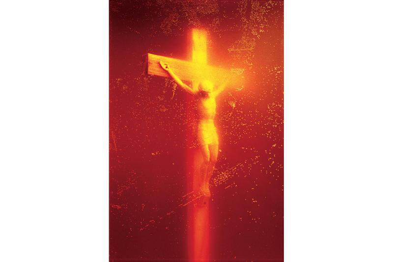 Supreme x Andres Serrano Piss Christ