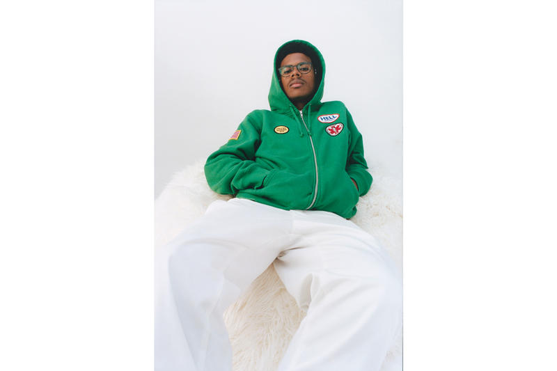8101a8c5d Supreme x HYSTERIC GLAMOUR Lookbook/Collection | HYPEBEAST