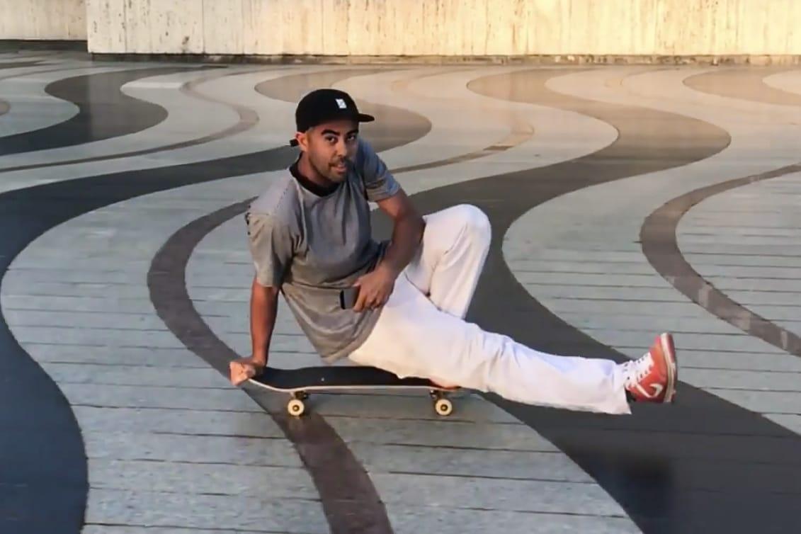 Supreme x Nike SB Air Force 2 Skate