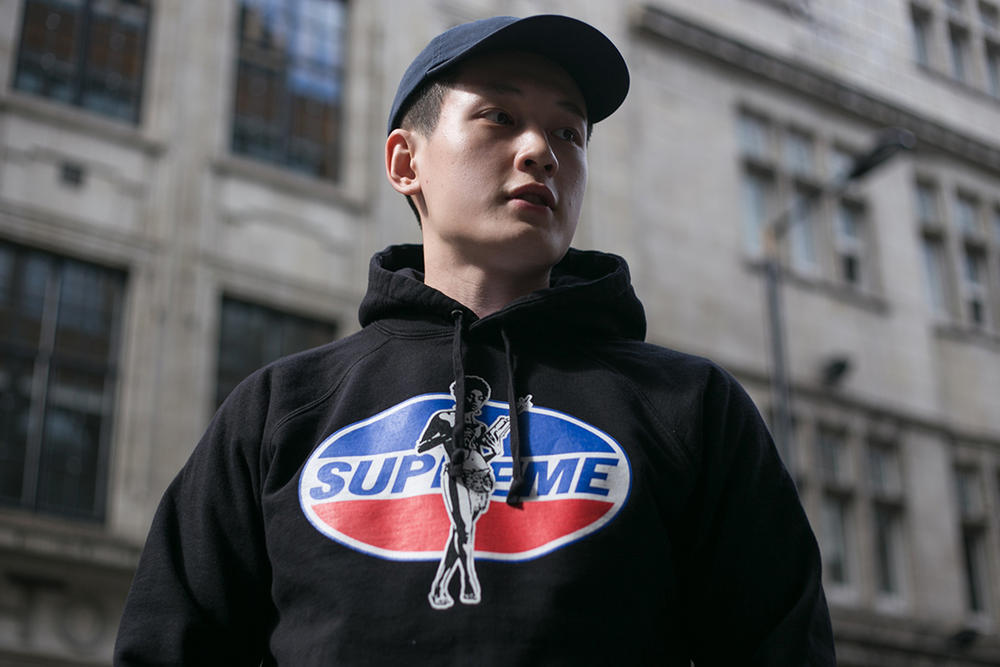 Supreme 2017 Fall/Winter September 14 Fourth London Drop Photos Highlights Street Style Hysteric Glamour