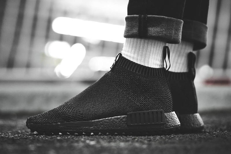 The Good Will Out adidas Consortium NMD CS1 Closer Look footwear black collaborations