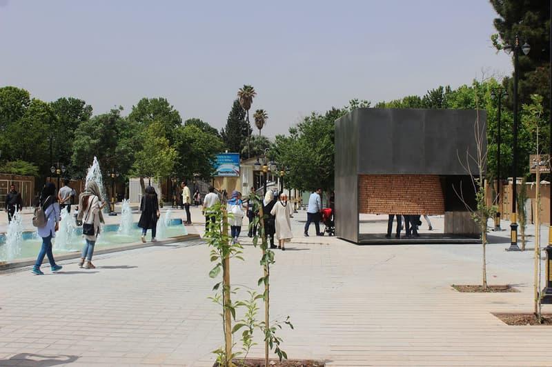 Amir Hossein Ashari The Pause Shiraz Iran