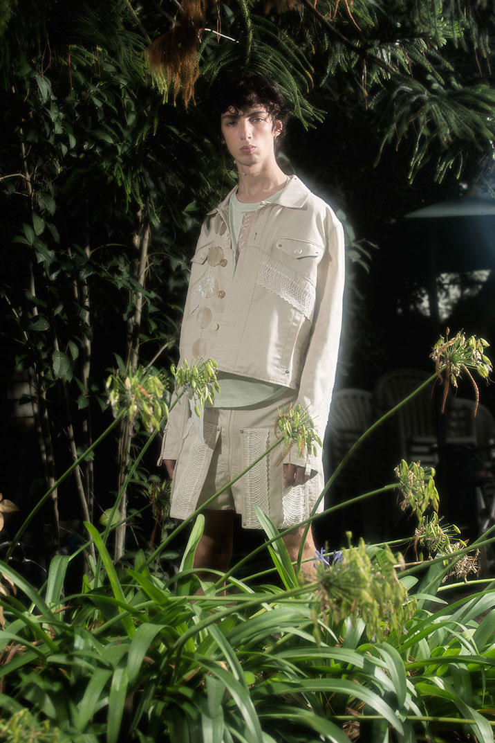 The sirius Futuristic Spring Summer 2018 Collection Lookbooks Tops Bottoms