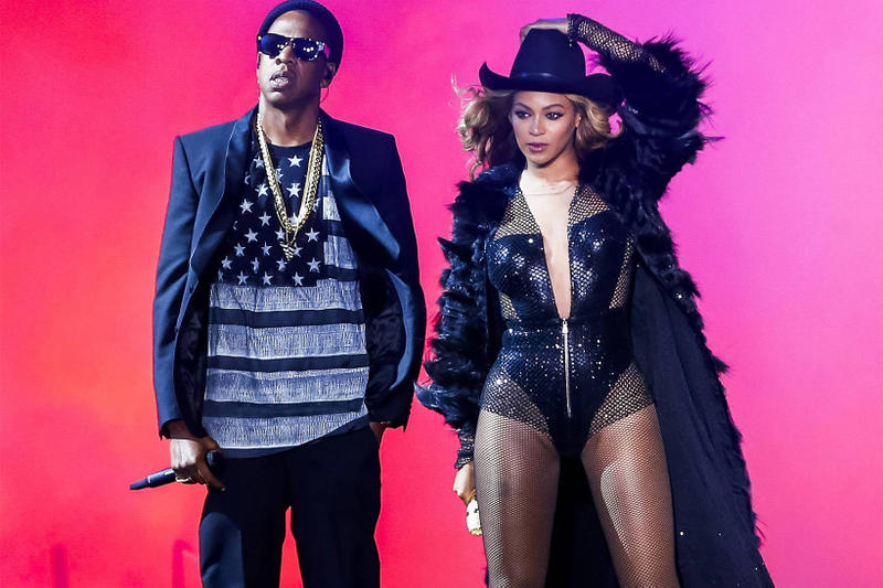 TIDAL X Concert October 17 Brooklyn Barclays Center JAY Z Beyonce