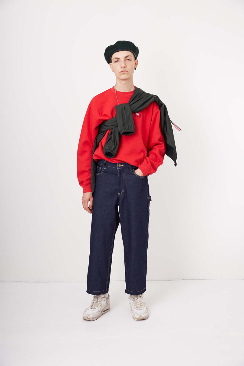 TOKEN Spring Summer 2018 LET IT COME LET IT COME Collection Lookbook
