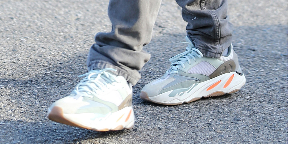 new concept 83990 3495a Kanye West Debuts New adidas YEEZY BOOST 700 Wave Runners ...