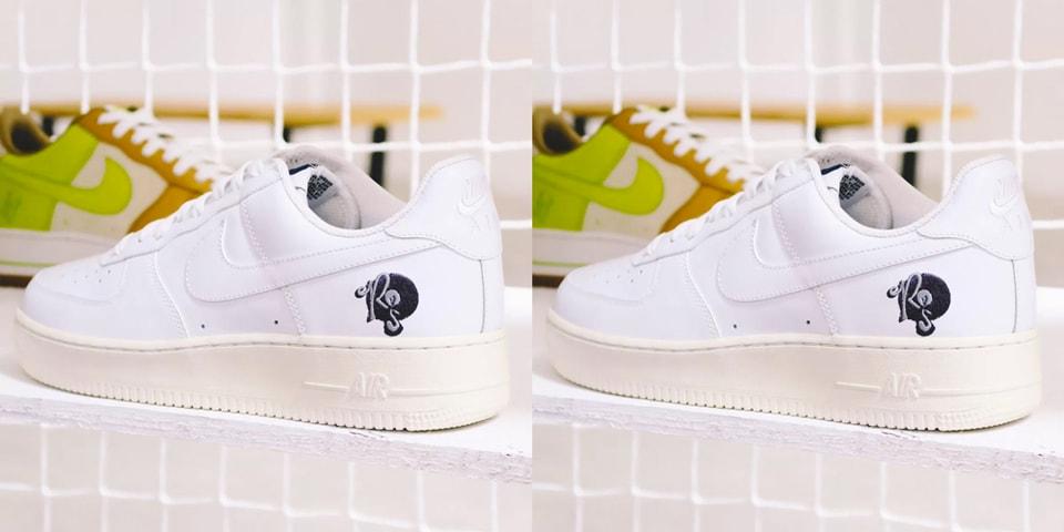 huge discount e8972 51438 ... buy online e3067 20878 Roc-A-Fella x Nike Air Force 1 Retro Release