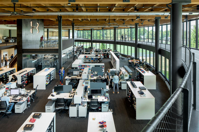 UNDER ARMOUR GLOBAL INNOVATION HUB