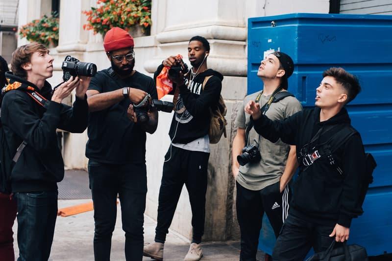 UBIQ x Clarks Originals Photography Workshop Recap, Kosten, Darren Burton,