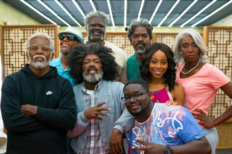 First Look Kyrie Irving's Uncle Drew Movie Cast | HYPEBEAST