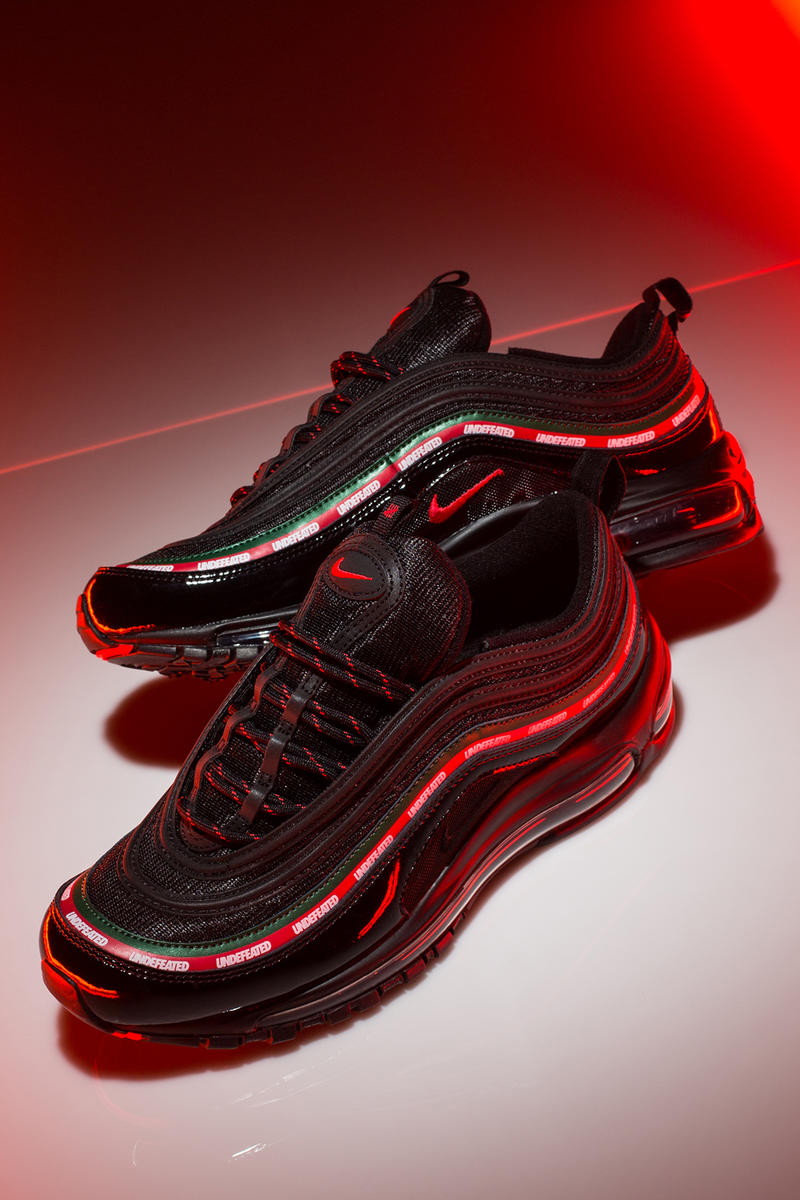 uk availability c4324 393ff UNDEFEATED x Nike Air Max 97 Apparel | HYPEBEAST