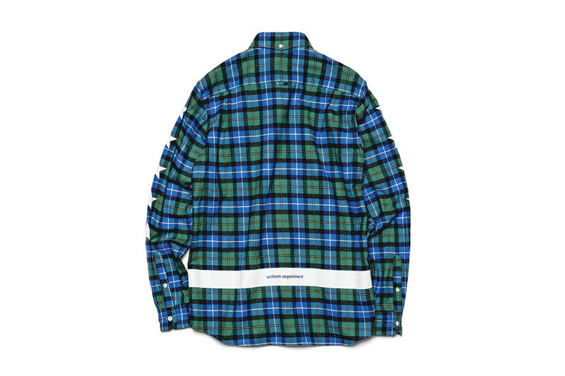 uniform experiment SOPHNET Fall Winter 2017 September 9 Release Date Info Suit Corduroy Flannel