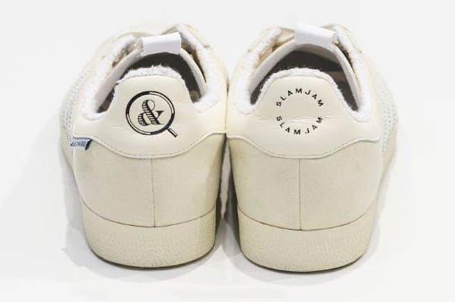 Slam Jam x United Arrows adidas Consortium Sneaker Exchange Gazelle