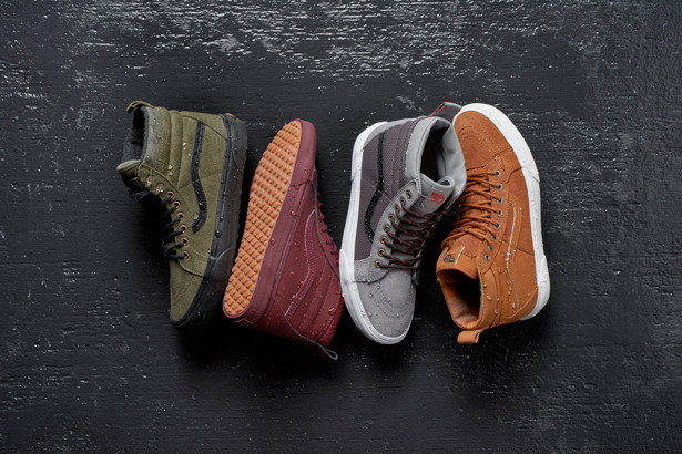 6a338966fa Vans All Weather MTE Fall Winter 2017 Collection