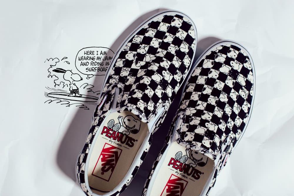 Vans Peanuts Old Skool Authentic Slip On Fall/Winter 2017 Footwear
