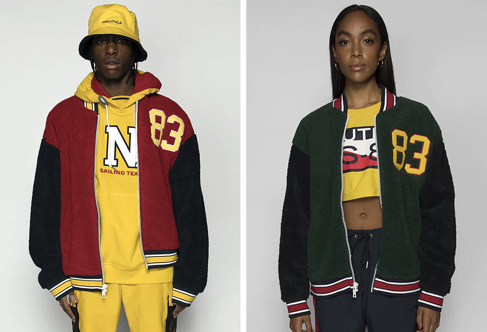 Varsity Jackets Fall 2017 Outerwear Trends