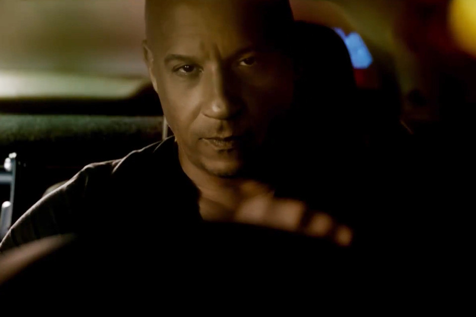 Vin Diesel As Dominic Toretto In Dodge Commercial Hypebeast