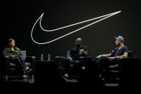 """Virgil Abloh Hopes to Restore Streetwear's DIY Heritage With Nike's """"Off Campus"""" Experience"""