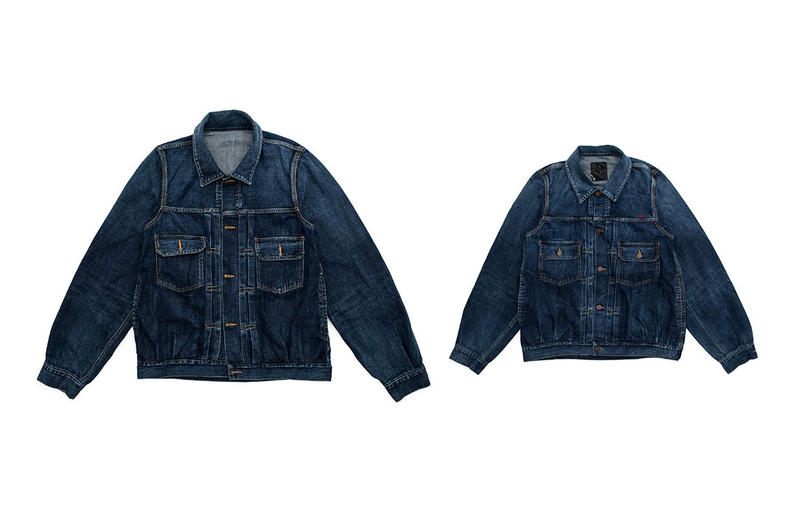 Visvim DRY DENIM Technology