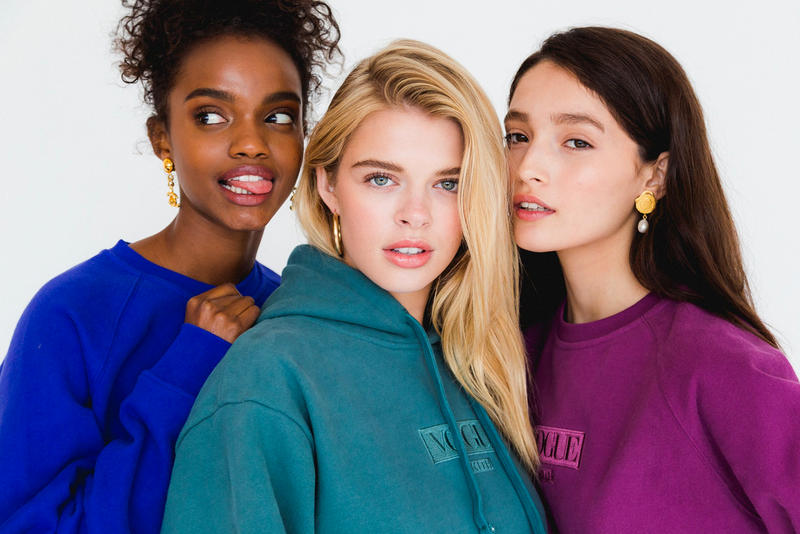 Vogue Kith 125th Anniversary Collection Lookbook
