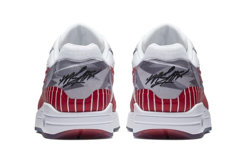 Wasafu Nike Air Max 1 Los Primeros National Hispanic Heritage Month 2017 September 27 Release Date Info Sneakers Shoes Footwear