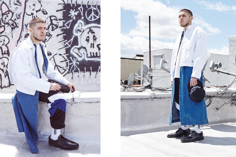 WILLY CHAVARRIA American Me Lookbook Fall 2017