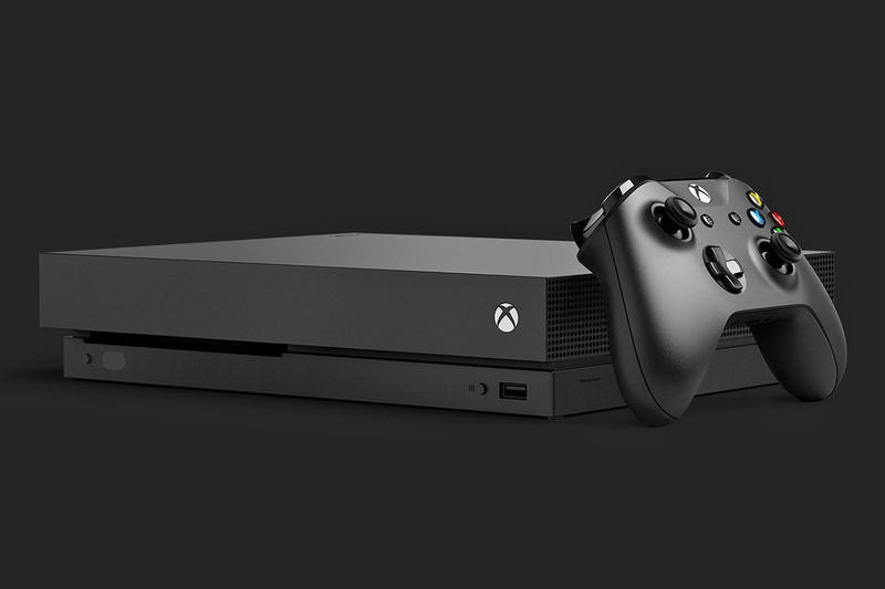 Xbox One X Is Now Available for Preorder