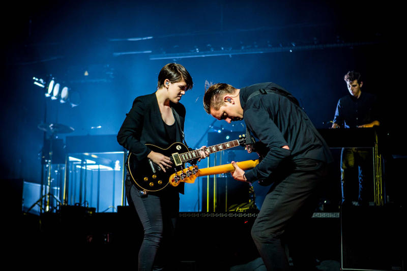 The xx Justin Timberlake My Love Covers BBC Radio 1
