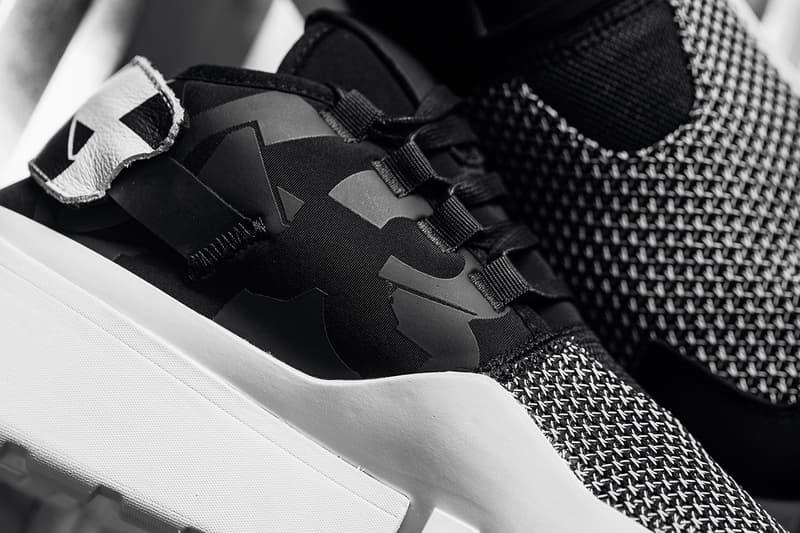 97ad9f879f117 Y3 Ayero White Core Black adidas Yohji Yamamoto 2017 September Release Date  Info Sneakers Shoes Footwear