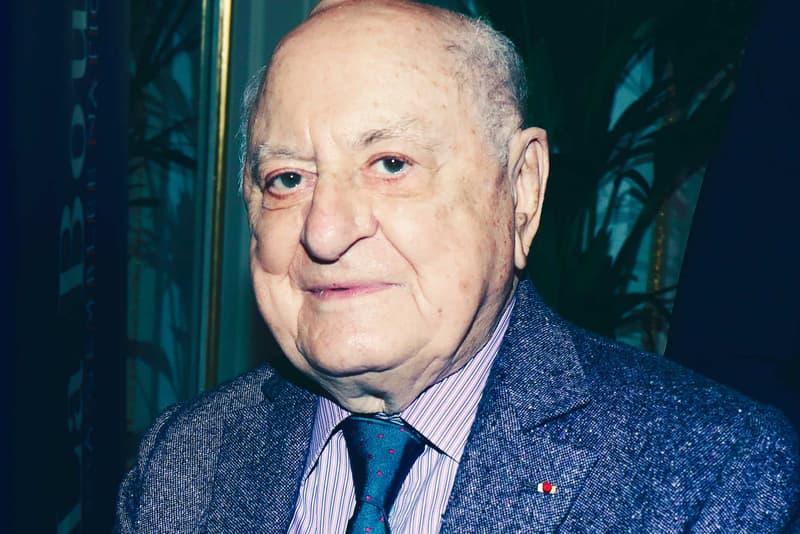 YSL Pierre Bergé