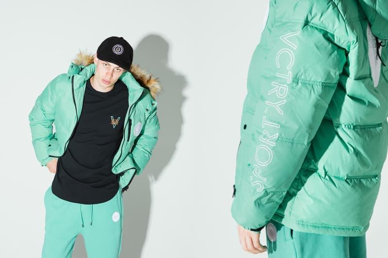 10 Deep VCTRY Fall Winter 2017 Lookbook Fashion Tops Bottoms Jackets Hoodies Sweats