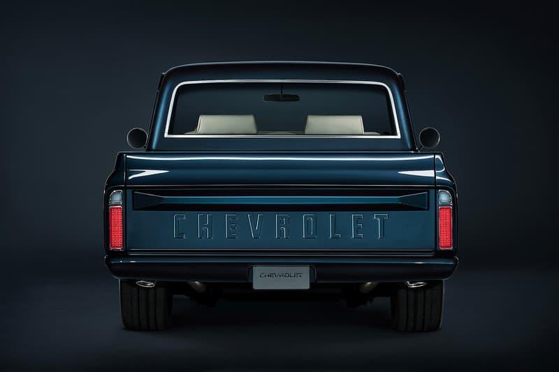 Chevrolet C-10 Truck