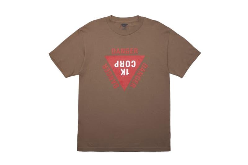 1000 Deaths 1KCORP 2017 October Drop Balaclava Socks Belt T Shirt