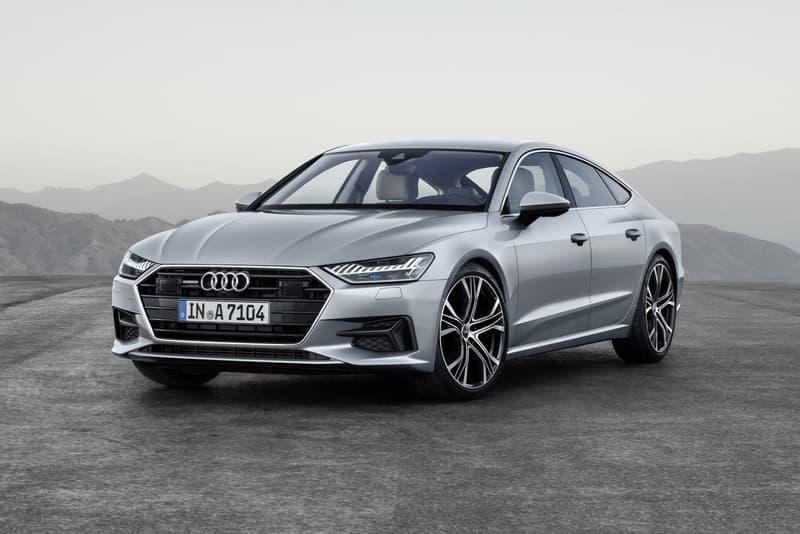 2019 Audi A7 Sportback Automobile Car