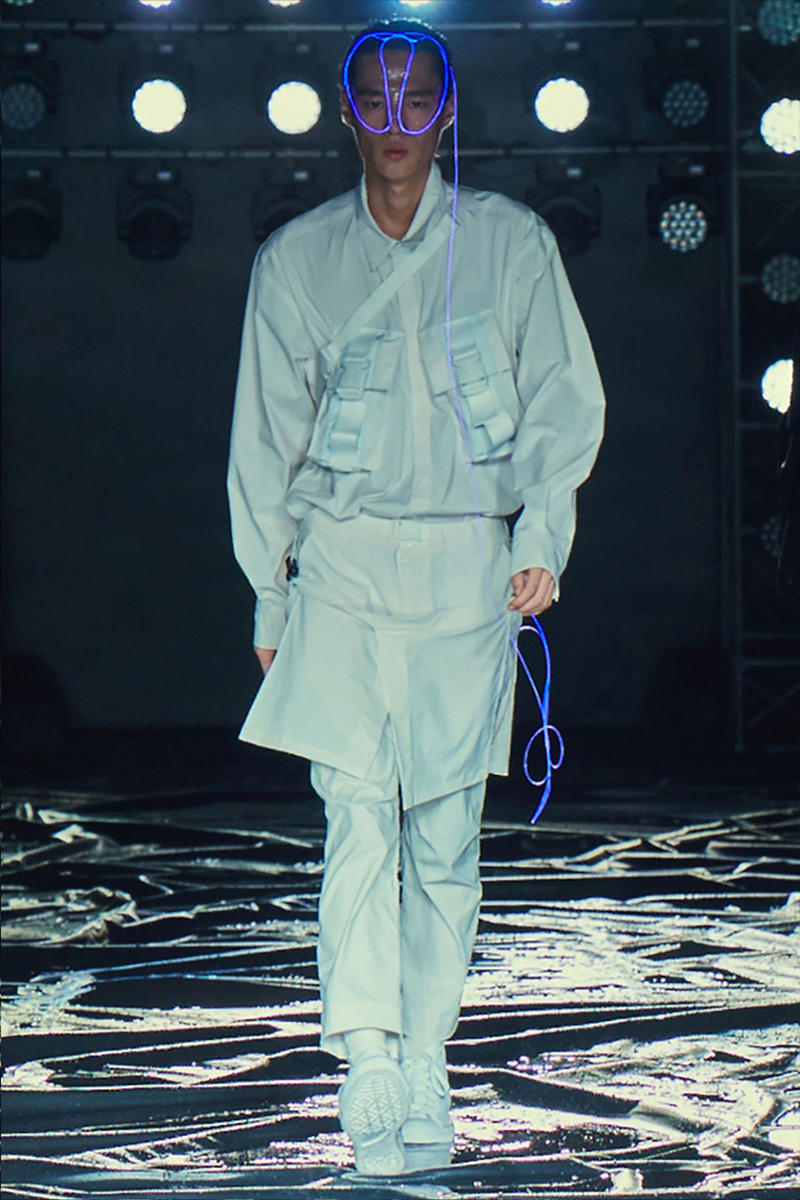 99%IS- Spring Summer 2018 Collection Seoul Fashion Week