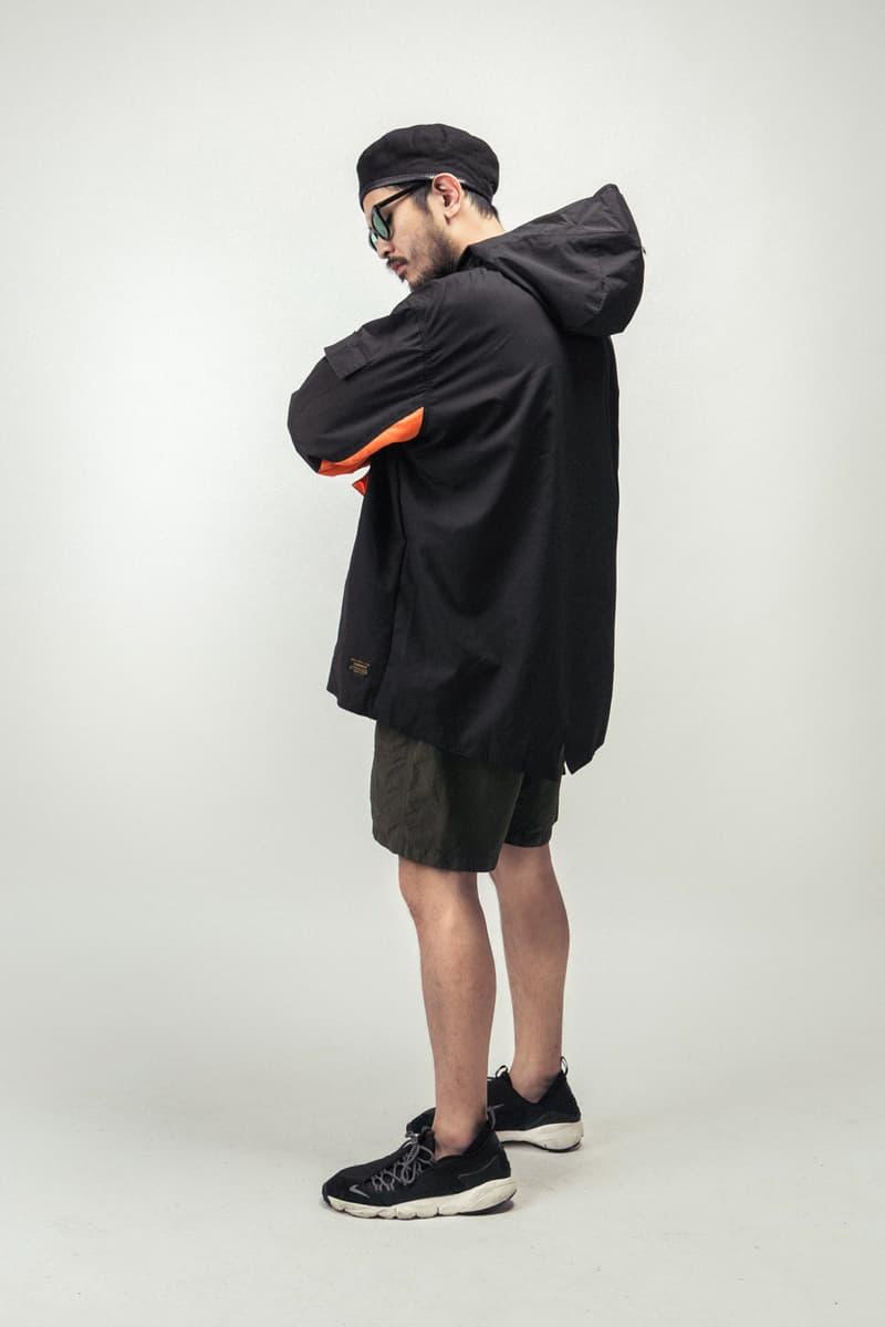 Dominate Jakarta Urban Outfitters Fall Winter 2017 Lookbook Techwear
