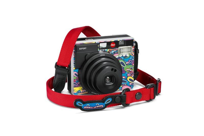 Leica LimoLand Sofort Jean Pigozzi Special Edition Camera Instant Camera