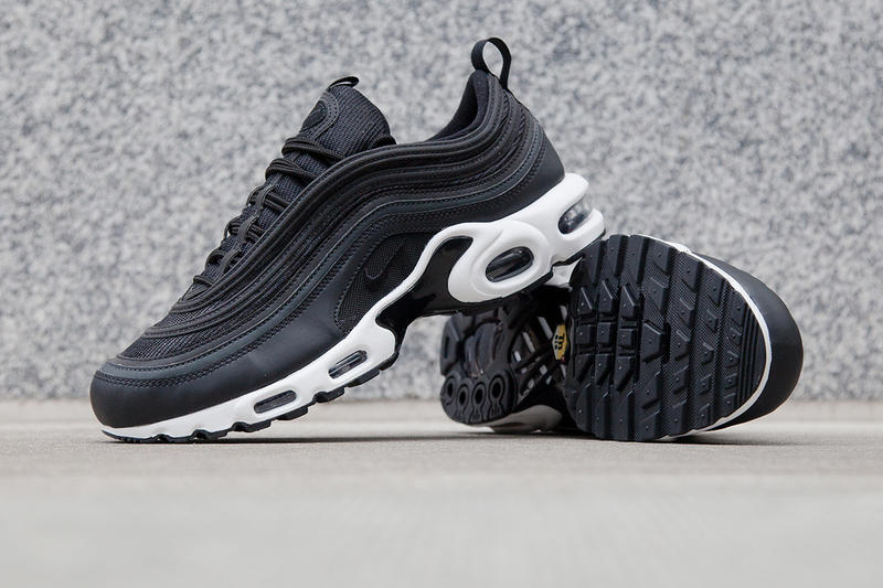 best service 2ee7b c2f8d Nike Air Max 97 Merges With Air Max TN Plus | HYPEBEAST