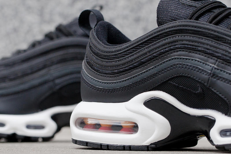 best service 96c8f 063dc Nike Air Max 97 Merges With Air Max TN Plus | HYPEBEAST