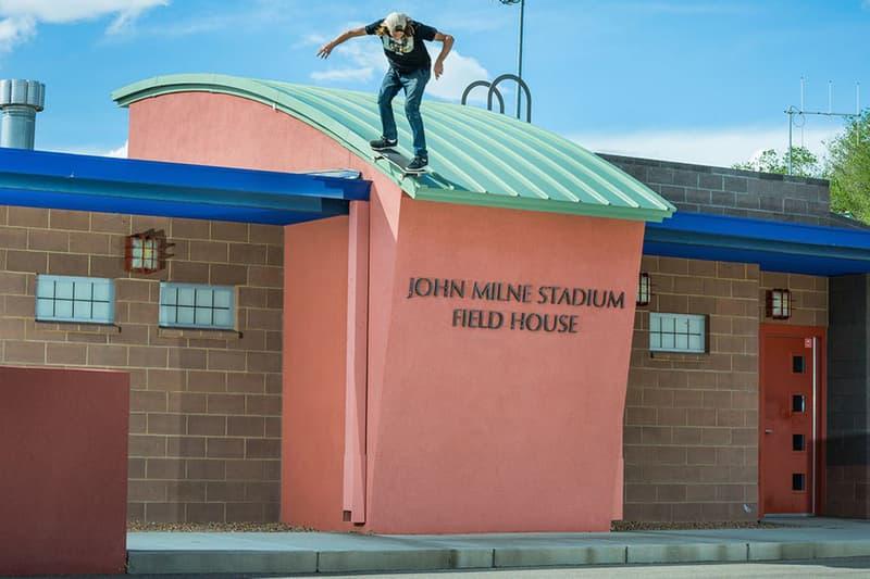 Aaron Jaws Homoki Saturdays Skate Video Part Thrasher 2017 October 18