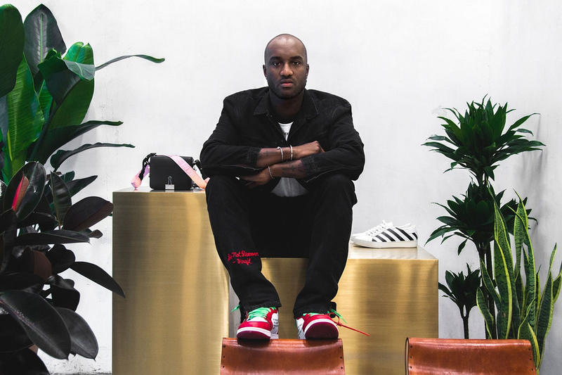 Virgil Abloh Harvard University lecture contemporary design theory Off-White c/o Graduate School of Design architectural design