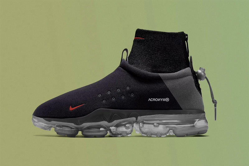 0d996e827c150 ACRONYM Reportedly Mixes Nike Air VaporMax   Air Moc